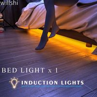 Willshi LED Bed Light LED Strip Night Light For Home Improvement LED Motion Light Strip Light