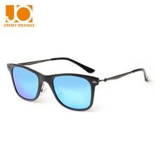 Jimmy Orange2016 oversize women Sunglasses Polarized  Brand Designer Fashion Sports Coating sungalss UV400 Protect Rectangle sun