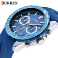 2015 Luxury Brand CURREN  fashion military style design army men male quartz clock sport business wrist watch Relogio Masculino
