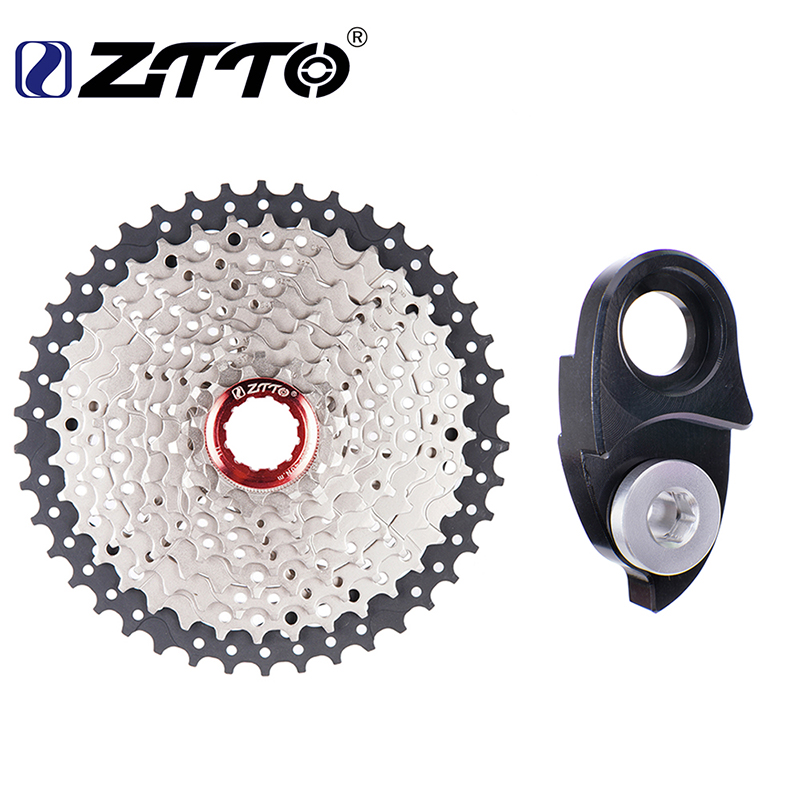 ZTTO MTB Mountain Bike 10 Speed Cassette 11-42t Bicycle Freewheel Sprocket For Shimano M590 M6000 M610 M675 M780 X5 X7 X9 shimano deorext fd m780 m781 front transmission mtb bike mountain bike parts 3x10s 30s speed