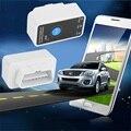 Портативный Мини ELM327 беспроводной Wi-Fi ELM 327 OBDII Автомобиля Диагностический инструмент OBD2 Код Читателя Сканер с вилкой ELM WiFi 327 ~