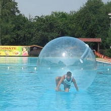 black water balloons,water rollers,inflatable pool and water walking ball