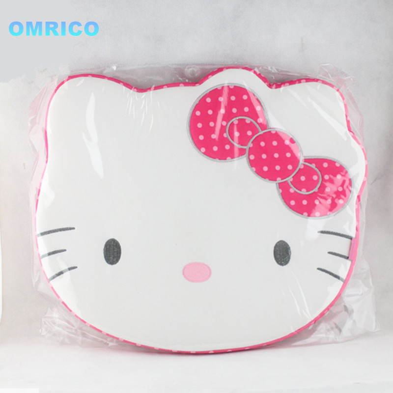 Hello Kitty Automobiel Decoratieve Kussenhoezen Cartoon Universele ...