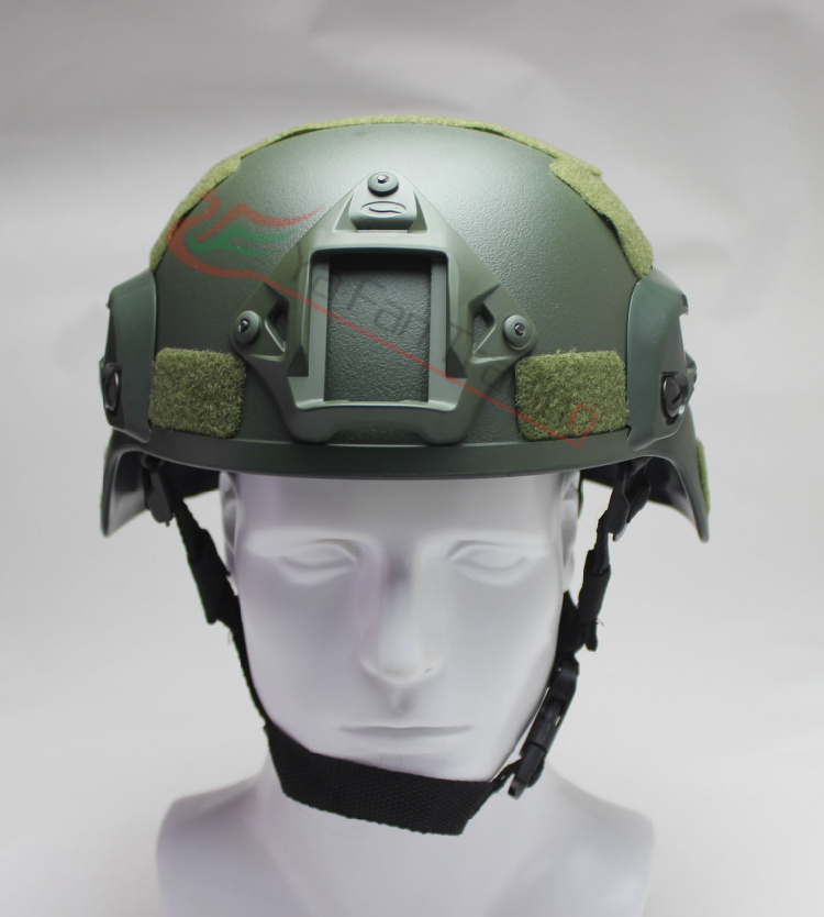 Mich helmet Mickey 2000 / MICH2000 rail version of CS field outdoor survival game special edition helmet rail military fans