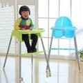 Aumentar crianças cadeira pequena sala de jantar bebê criança infantil multifunções portátil refeição para mesas de jantar de estar