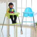 Increase children dinette chair baby infant child multifunction portable meal for dinner tables seating