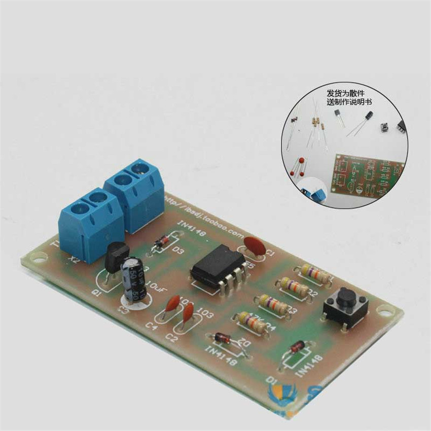 Diy kit Digital music doorbell circuit production suite components Electronic small diy kits NE555 training diy electronice kit