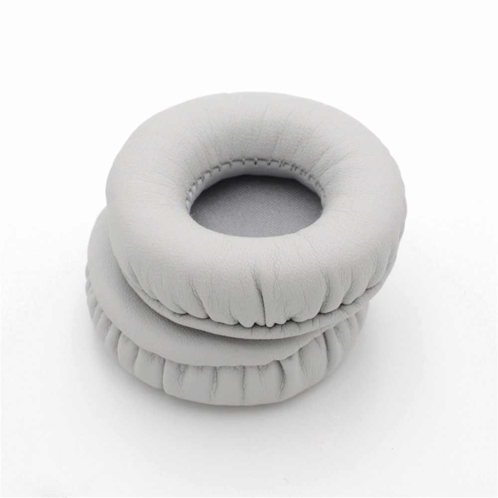 אפור 1 זוגות רפידות אוזן החלפת חלקי תיקון כיסוי כרית קצף Earpads כרית מפלצת N-מנגינה Ntune HD אוזניות אוזניות