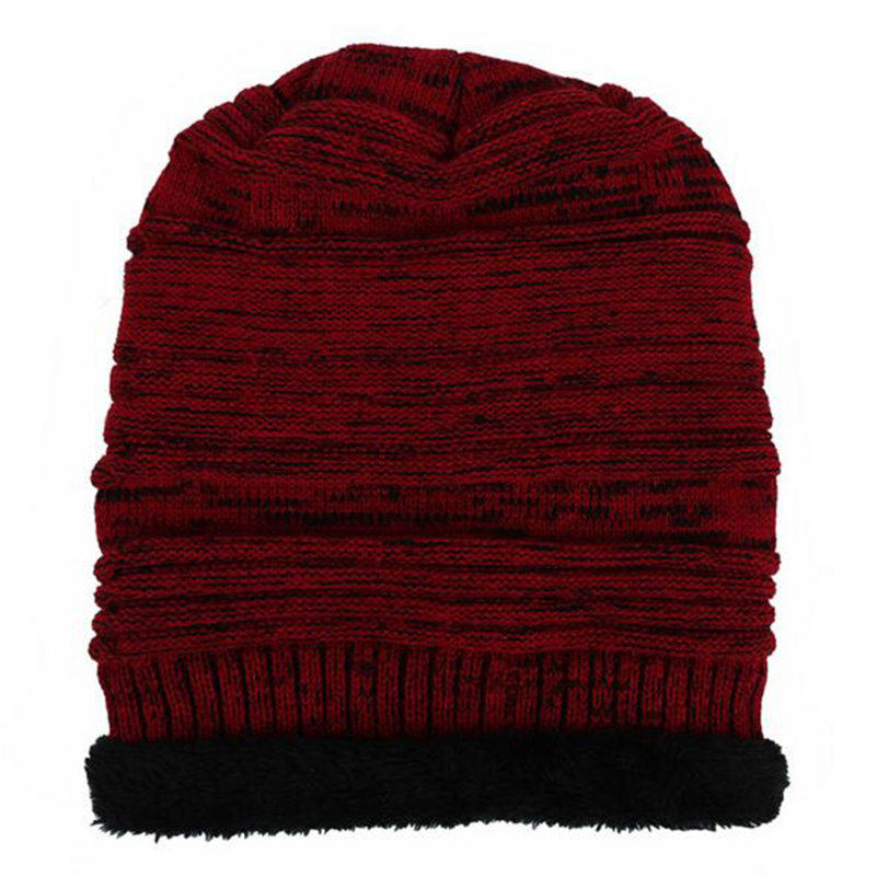 37a4bfb942b New Warm Hiking climbing Snowboard knitting Hats Men Women Winter Wool Ski  Hat Head Hip Hop Caps -in Hiking Caps from Sports   Entertainment on ...
