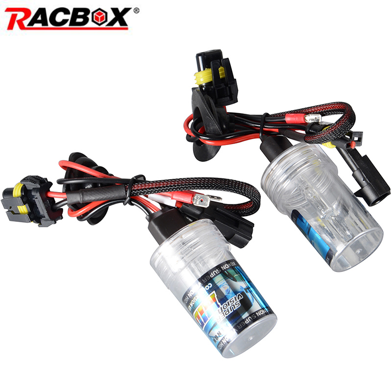 2Pcs 55W 35W H1 H3 H8 H9 H11 9005 HB3 9006 HB4 H7 HID Conversion Kit