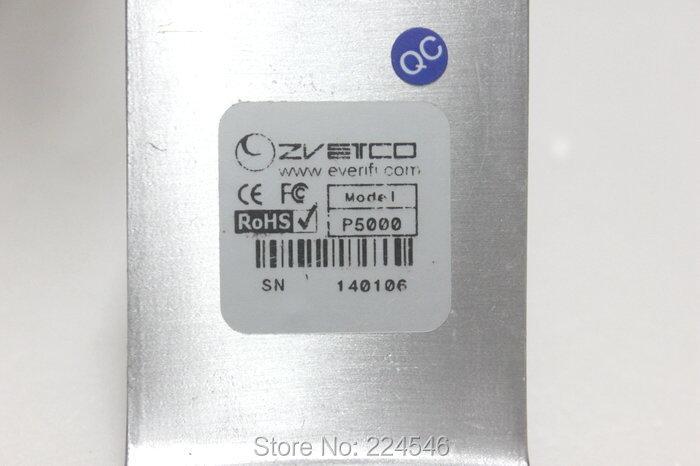 Zvetco Verifi P5000-4