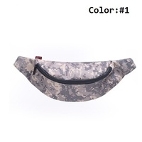 Cycling Hiking Running First Aid Kit Outdoor Waist Bag Travel Emergency Medical Bag Camouflage Style