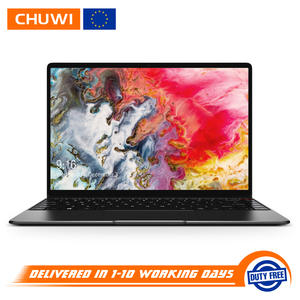 CHUWI Notebook Laptop Backlit-Keyboard Screen Ssd Windows 6Y30 Ultra-Slim Intel M3 Ram-256gb