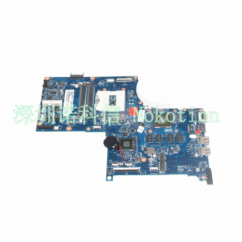 NOKOTION 773371-501 773371-001 Laptop motherboard For HP 17-J 17T-J 6050A2549801-MB-A02 HM87 840M 2G graphics Mainboard цена