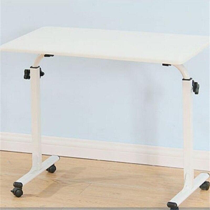 75*40 см Высота Регулируемый мобильный ноутбук стол складной Тетрадь PC Рабочий стол Начальная школа вращение Рабочий стол