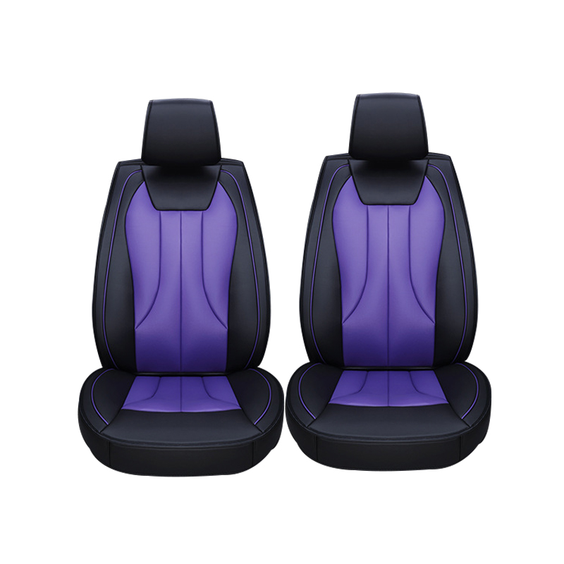 2 pcs Leather car seat covers For BYD F0 F3 F3R G3 G3R L3 F6 G6S6 E6 E6 M6 seat covers car accessories styling universal pu leather car seat covers for toyota corolla camry rav4 auris prius yalis avensis suv auto accessories car sticks