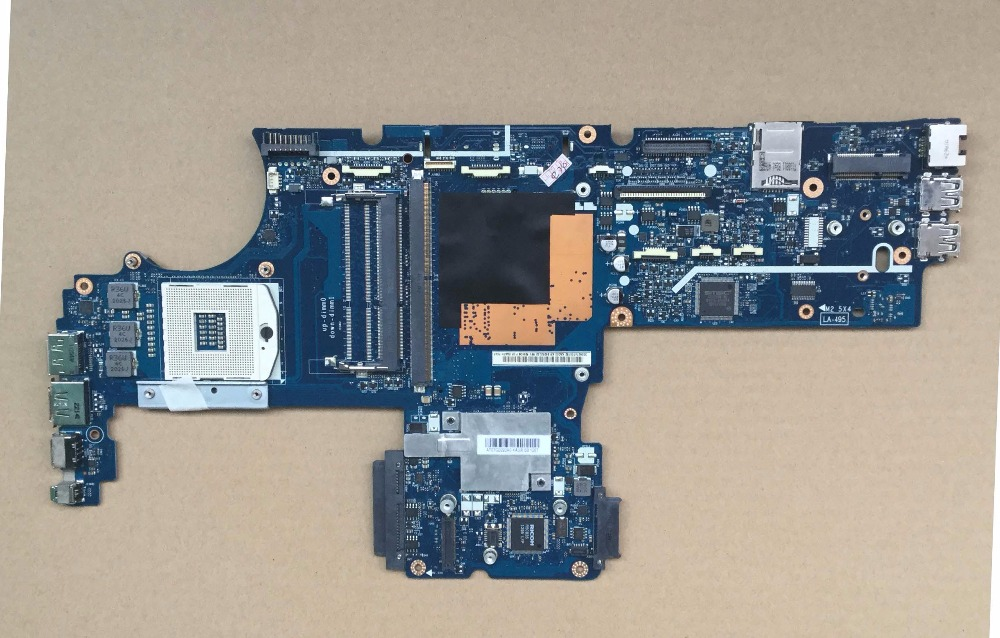 595764-001 for HP LA-4951P Intel Laptop motherboard for HP 595764 001 QM57 100% Tested and guaranteed in good working condition! for hp 6545b 583257 001 laptop motherboard working well and full tested
