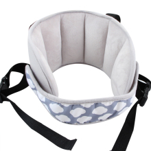 Автомобильный держатель для безопасности сна, защита для шеи, ремень безопасности для отдыха, детская подушка для шеи из искусственной кожи