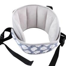 Car Support Safety Sleep Protector Holder Neck rest Seat Belt Baby Kids