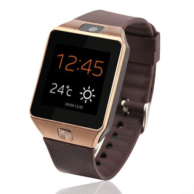Smart Watch Мужчины Женщины Электронные Наручные Часы Поддержка Bluetooth 3.0 Для Android Телефоны IPS Экран Дуги Горячие Моды Цифровые Часы