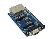 HLK RM04 WiFi Adapter Wireless Data Transmission Module Serial Interface Dedicated Test Floor Development Board font