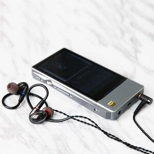 Image 2 - FiiO RC MMCX3B Ersatz Kabel Standard MMCX Balance 2,5mm Stecker kopfhörer upgrade linie für Shure/Westone/JVC/fiiO