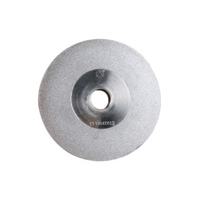 Diamond Grinding Wheel (SDC or CBN optional) for Screw Tap Grinder Grinding Machine MR-Y3, 78x10x12.7 mm