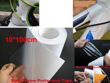 1pc bicycle frame rhino skin protector sticker cover Tape anti-scratch marks anti-rub sticker frame Bicycle Parts
