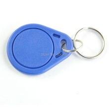 20 шт./лот RFID 13.56 Маркер Тегов IC МГц Ключевые Теги Брелки Token Ring Карты перезаписываемые для ArduinoBlue Цвет NFC ТЕГ FZ0411