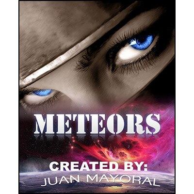 Meteoritos azul por Juán Mayoral/Fism 2009 Mejor truco de magia de efecto escénico/truco de producción profesional