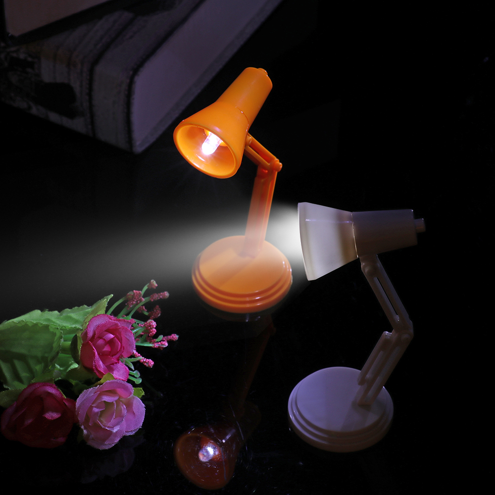 1:6 Scale Dollhouse Miniature Ceiling Lamp LED Light Dollhouse Furniture Toy Dolls House Lighting Toys Gifts For Children