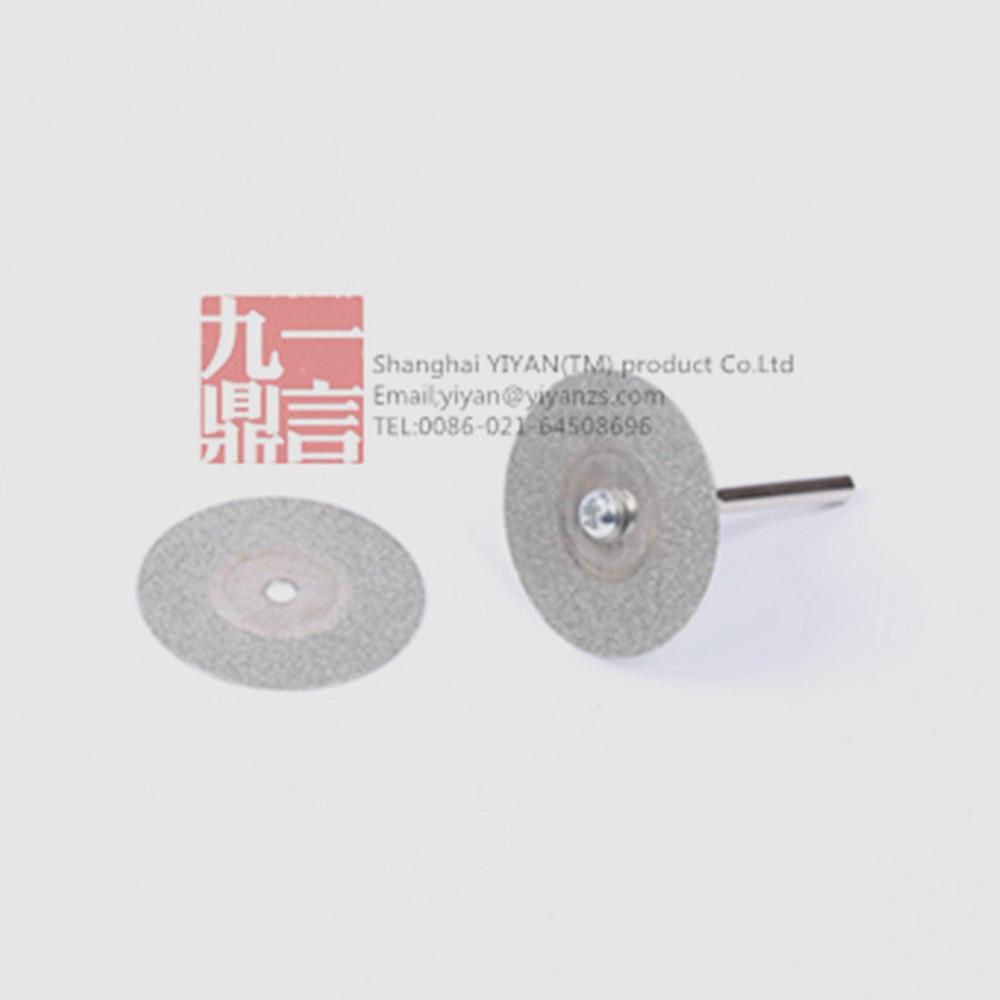 2 set / lote 20mm Disco de corte giratorio con corte de diamante - Hojas de sierra - foto 2