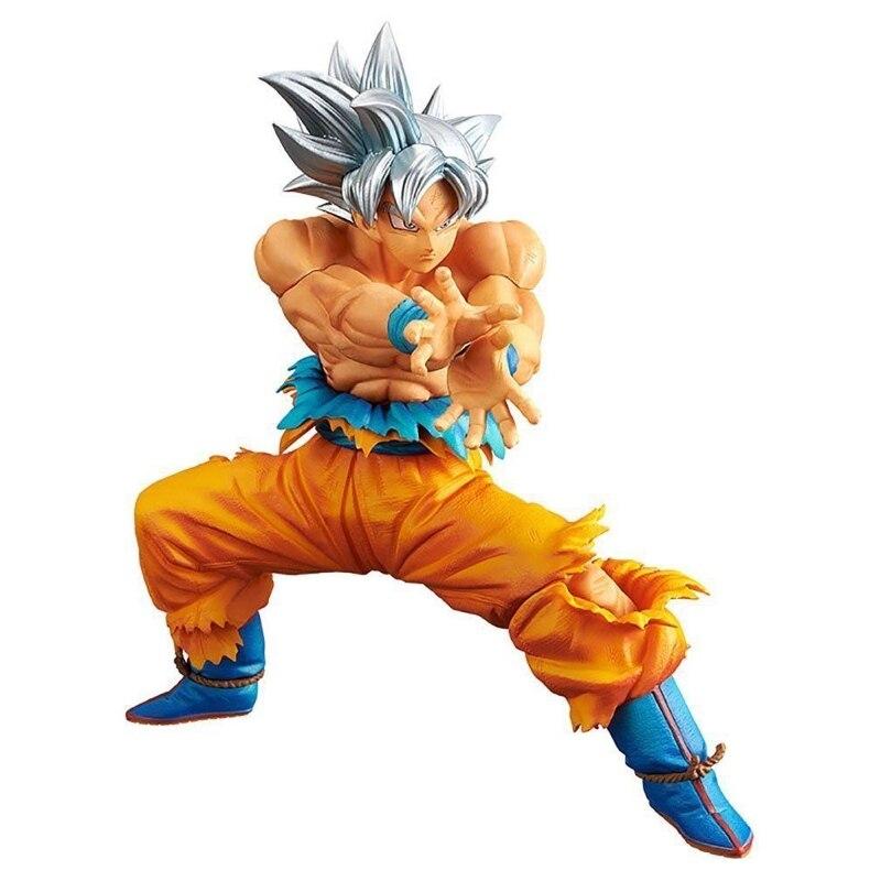 Dragon Ball Super le SUPER DXF guerriers sson spécial Goku Migatte pas gokui ultra instinct Figure mascotte jouets 100% Original