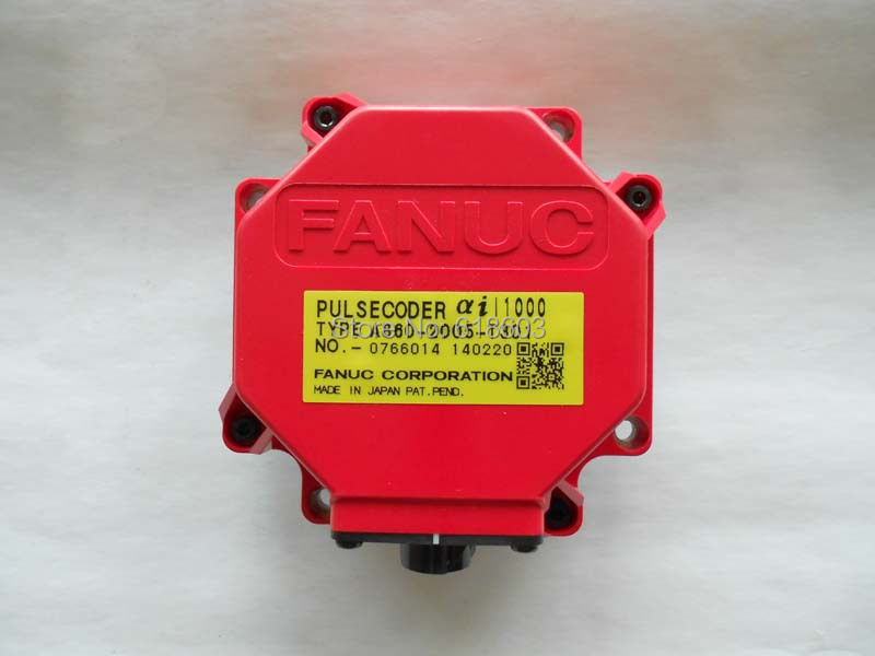 Alpha iI1000 FANUC encoder motor controller servo pulse coder A860-2005-T301Alpha iI1000 FANUC encoder motor controller servo pulse coder A860-2005-T301