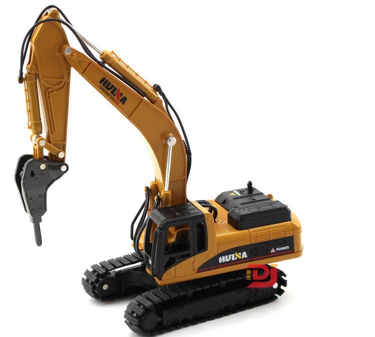 High Imitation Drilling Machine Model,1:50 Alloy Engineering Broken Machine Toy Vehicles,metal Castings, Wholesale