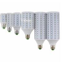 Lampada 새로운 e27 b22 e40 7 w 12 w 15 w 25 w 30 w 40 w 50 w 60 w 80 w 100 w 220 v 110 v led 옥수수 전구 빛 droplight 조명 통 램프