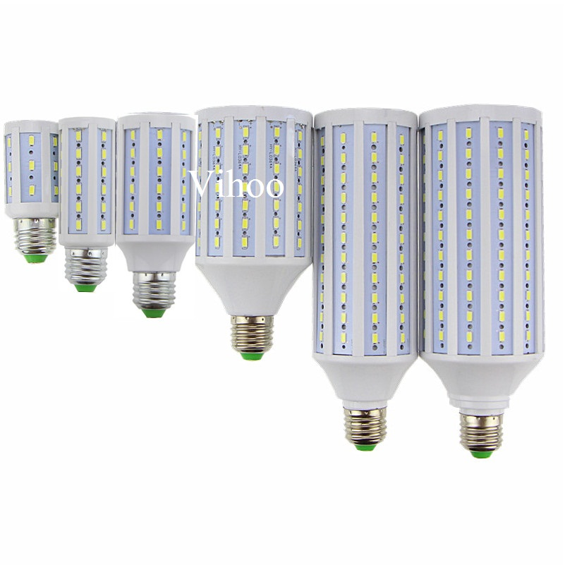 Lampada New E27 B22 E40 7W 12W 15W 25W 30W 40W 50W 60W 80W 100W 220V 110V LED corn bulb light droplight lighting downlight lamp