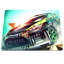 New arrival Dirt Background Pattern Durable Gaming Optical Computer Mouse Mat Mice Pads Anti-slip Rectangular Mouse Pad