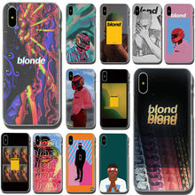 Frank Ocean Hard phone cover case for iPhone 11 Pro 6 6S Plus 7 8 Plus X XS XR XS Max(China)