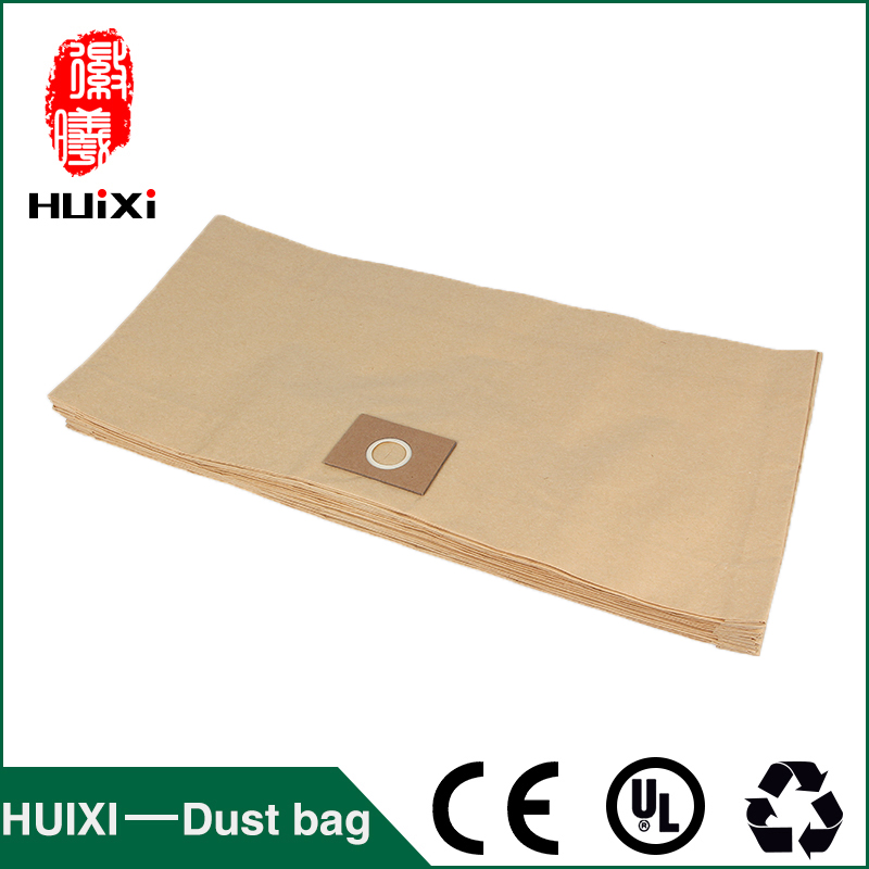 1 pcs Vacuum cleaner paper dust bags and change bags with high efficiency of vacuum cleaner parts for GY-308 dust bags and dust bucket of vacuum cleaner parts with high efficiency for vt02w 09b t3 l201b etc