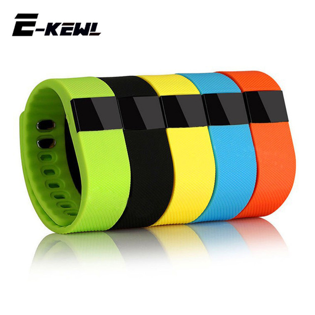 TW64 Bluetooth4.0 Fit Bit Activity Tracker Smart Band Wristband Pulsera Inteligente Bracelet for IOS&Android Better Than xiaomi