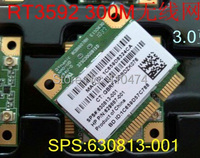 SSEA New for Ralink RT3592 RT3592BC8 Half MINI PCI E Wlan WIFI +3.0 Bluetooth Wireless Card for HP SPS:630813 001