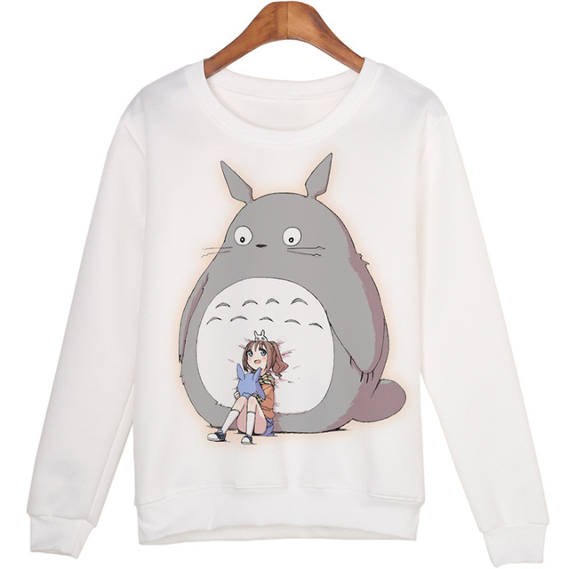 My Neighbor Totoro Pullover