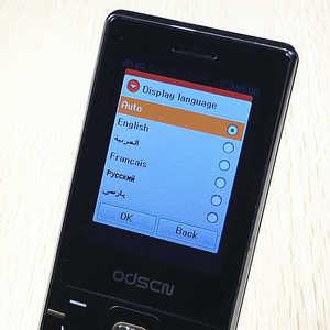Image 4 - It5050 dual SIM dual standby mobiele telefoon 2.8 inch scherm mobiele telefoon Russische toetsenbord telefoon odscn it5050