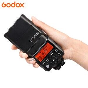 Image 2 - Godox TT350S 2.4G 1/8000S TTL GN36 ไร้สายแฟลชSpeedliteสำหรับกล้องSony A7 A7R A7S a7 II A7R II A7S II A6500 A6000