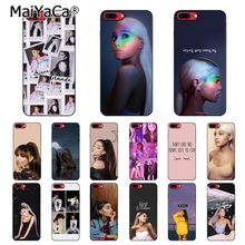 MaiYaCa Ariana Grande AG Rainbow Sweetener Phone Case For iphone 11 Pro 11Pro Max 8 7 6 6S Plus X XS MAX 5 5S SE XR