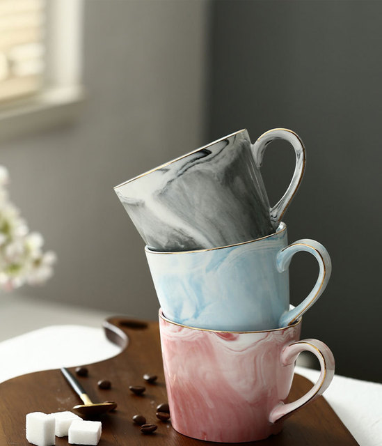 Light Ceramic Mug for Couple