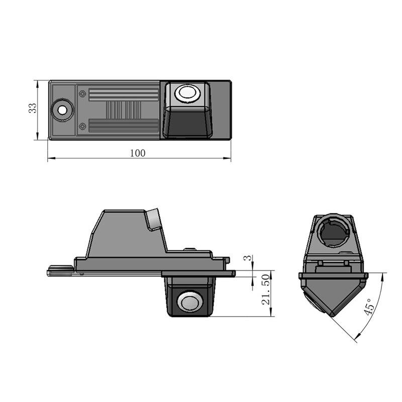 gmc rear view mirror wiring diagram for hyundai 2013 ix35 hd ccd wire wireless car parking ... the 2013 hyundai rear view camera wiring diagram