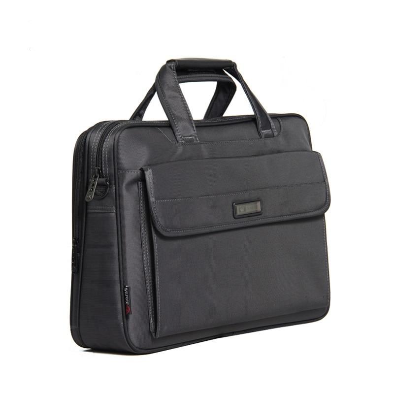 3239# New Business Briefcase Men's Business Handbag Laptop Bag Male Large Capacity Oxford Briefcase