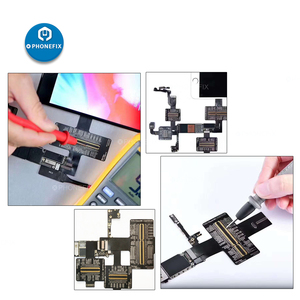 Image 3 - QianLi iBridge FPC Test Cable for iphone 6 6S 7 7P Motherboard Fault Checking Display Touch Front Rear Camera Fingerprint Touch